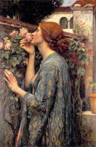 Waterhouse_theSouloftheRose-
