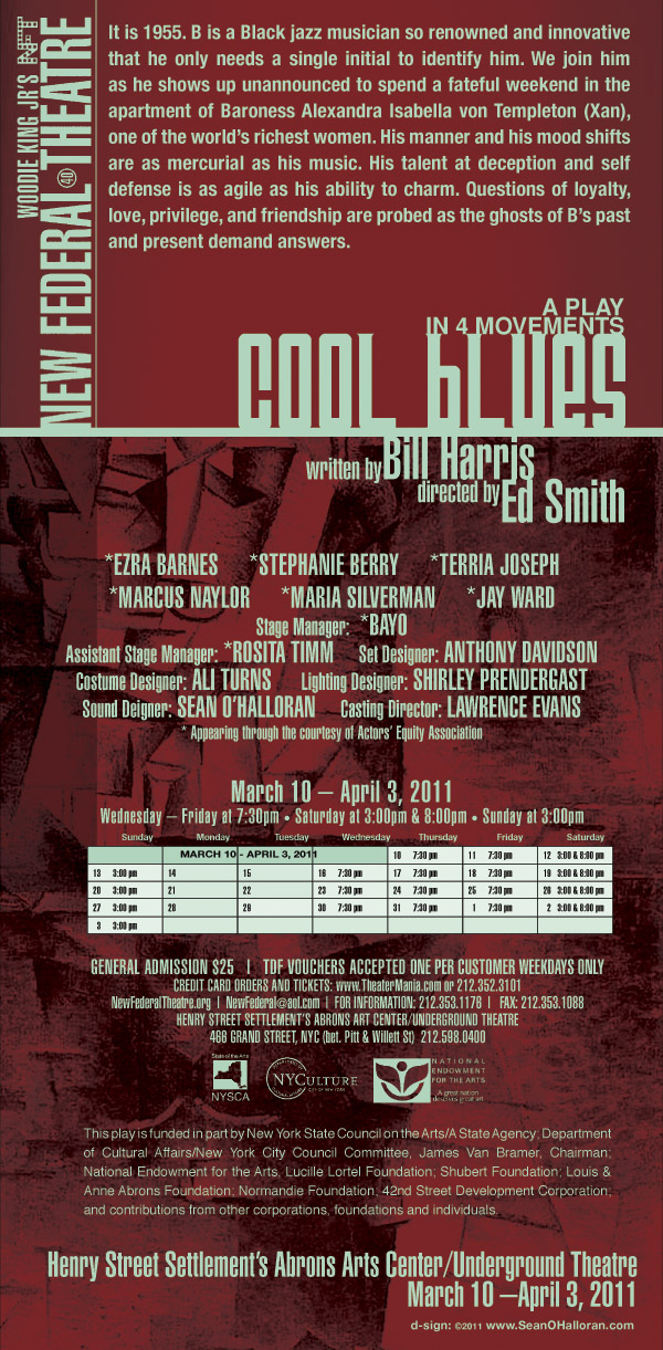 Cool Blues_flyer