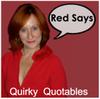 Redsaysquotes